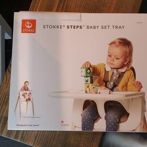 Stokke steps baby set tray
